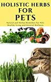 HOLISTIC HERBS FOR PET: The Comprehensive Holistic Herbal Guide For Taking Care Of Your Pet (English Edition)