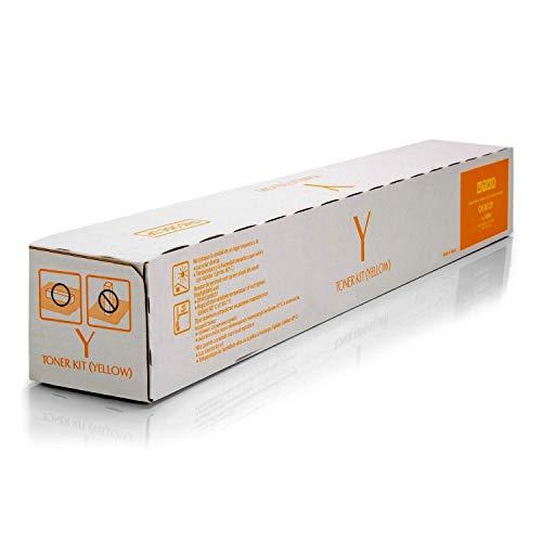 Utax Original 1T02RLAUT0 / CK-8512 Y, Premium Drucker-Kartusche, Gelb, 15000 Seiten