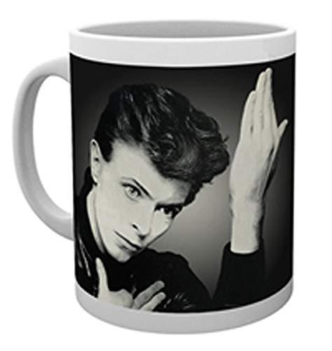 GB Eye David Bowie, Heroes, Tasse