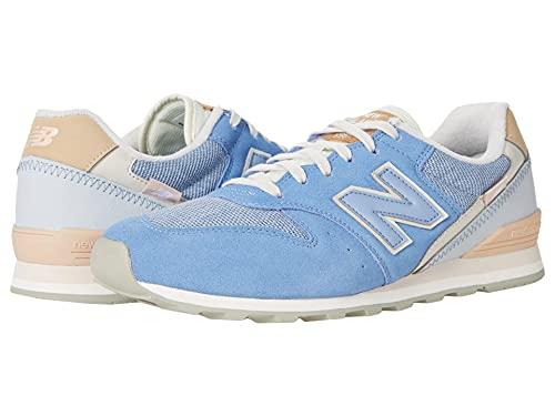 New Balance WL996CPB_39, Zapatillas Mujer, Blue, EU