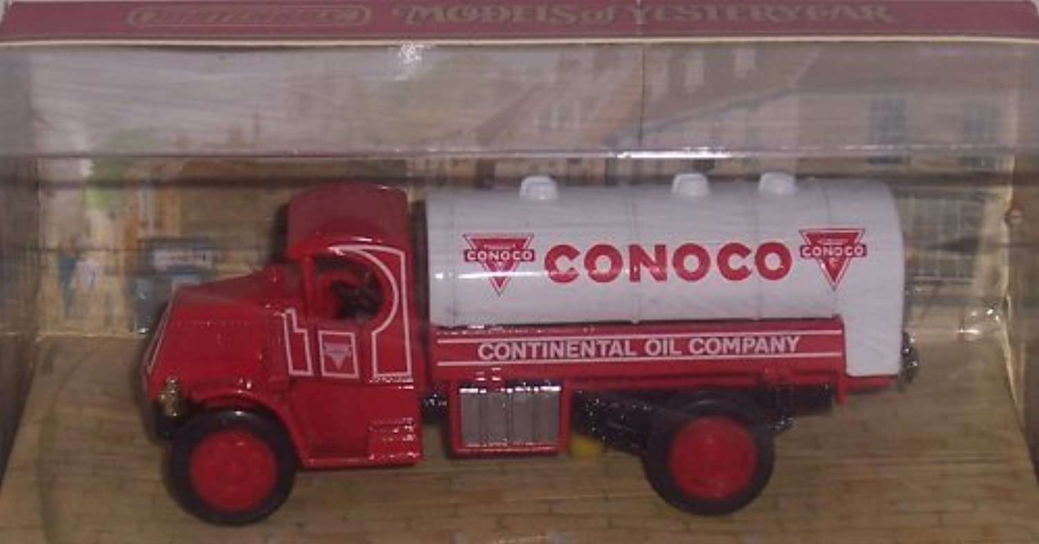 Matchbox Models of Yesteryear Y23-B 1930 Mack AC Conoco 1 60 Scale Diecast by Matchbox