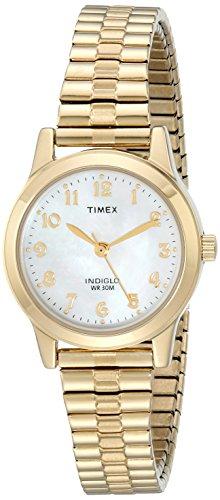 Timex Damen-Armbanduhr Dressy Expansion T2M827