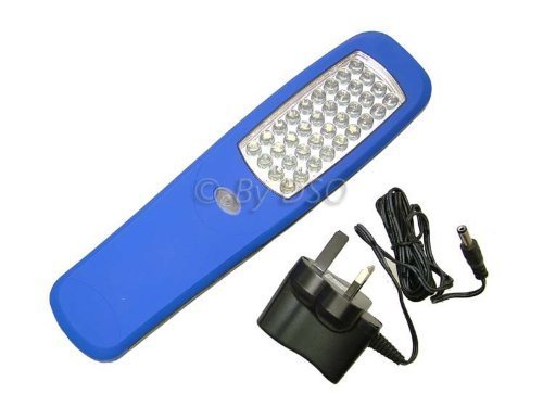 Compact puissant 36 Lithium-Ion Rechargeable TO157 Lampe de travail LED