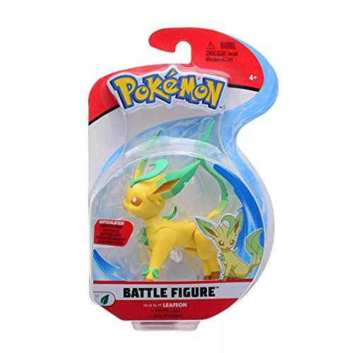 Leafeon 2 Inch Battle Figure