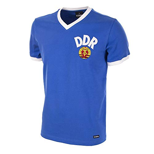 COPA Football - DDR WM 1974 Retro Trikot