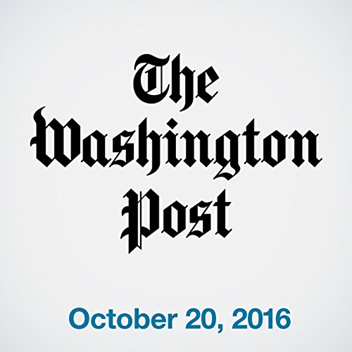 Top Stories Daily from The Washington Post, October 20, 2016 copertina