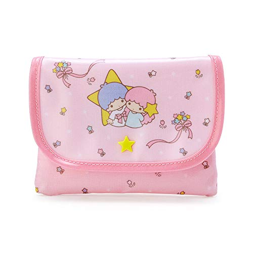 Sanrio Little Twin Stars Taschentuch und Etui, Retro-Design