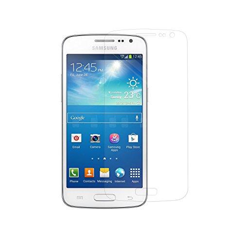 Simplecase Panzerglas passend zu Samsung Galaxy S3 , Premium Bildschirmschutz , Schutz durch Extra Festigkeitgrad 9H , Hülle Friendly , Echtglas / Verb&glas / Panzerglasfolie , Transparent - 1 Stück