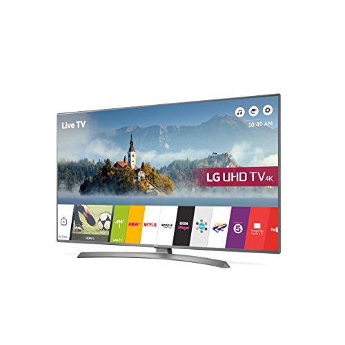 TV LED 65' LG 65UJ670V UHD 4K, HDR, Smart TV Wi-Fi