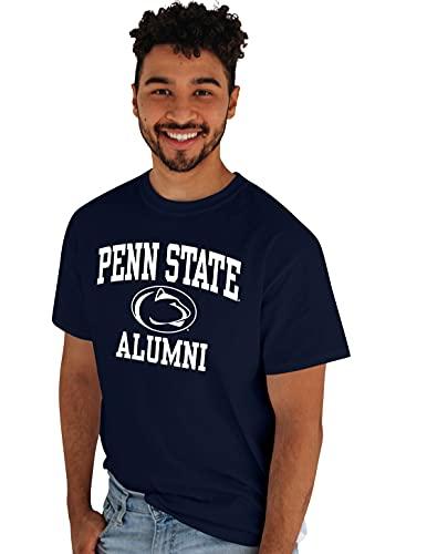 Blue 84 Men's Standard T-Shirt Alumni, Penn State Nittany Lions Navy, X-Large