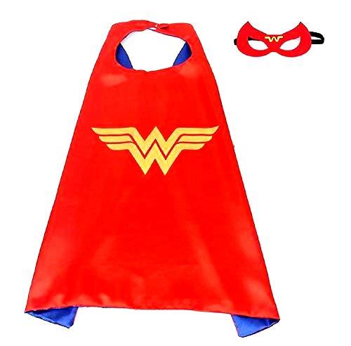 Idee Regalo Baby Shower DC Comics Body Neonati Wonder Woman Tutine Neonato Cotone Costume Carnevale Bambina Regalo Neonata Pigiama Intero Abbigliamento Neonata da 0-3 Mesi Ai 18 Mesi