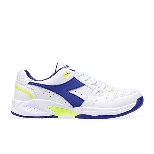 Diadora - Zapato Tenis VOLEE 3 para Hombre (EU 44)