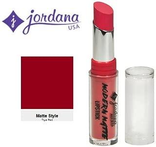 Jordana Modern Matte Lipstick 12 Matte Style by Jordana Cosmetics