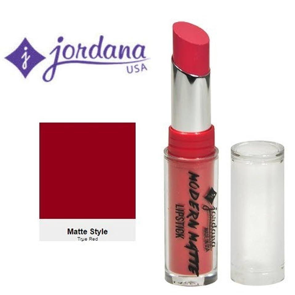 開発するエミュレートする雪JORDANA Modern Matte Lipstick Matte Style (並行輸入品)