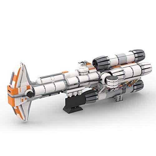 WDLY 3607 PCS Bloque De Construcción Compatible con Lego Hammerhead Clase Light Fragation, Puzzle Toy Technic Super Racing RC Kit, Juguete De Ladrillos para Adulto O Niño