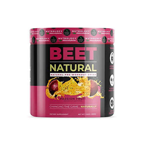 Beet Natural - All Natural Pre-Workout Drink...