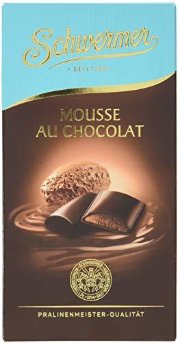 Schwermer Mousse au Chocolat-Schokolade, 10er Pack (10 x 90 g)