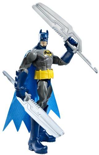BATMAN–X2310–Figur–Power Attack Doppel Klingen