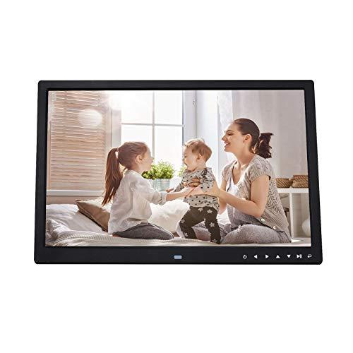 JHNEA 17 inch Digital Photo Frame, 1440x900 High-Resolution Full IPS Display,...