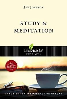 Study and Meditation (LifeGuide Bible Studies) by [Jan Johnson]