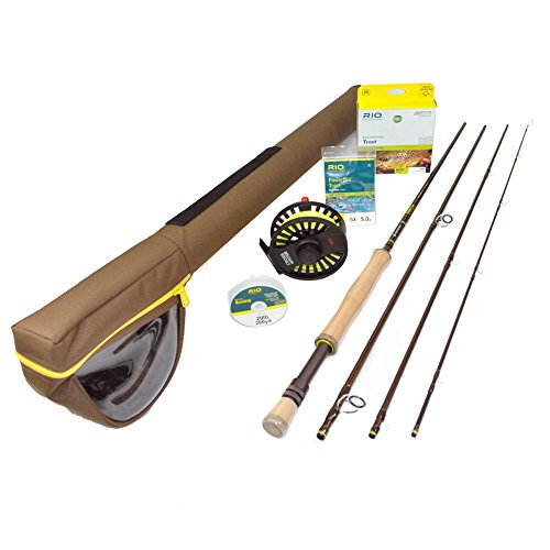 REDINGTON Path II 890-4 Saltwater Fly Rod Outfit (8wt, 9'0', 4pc)
