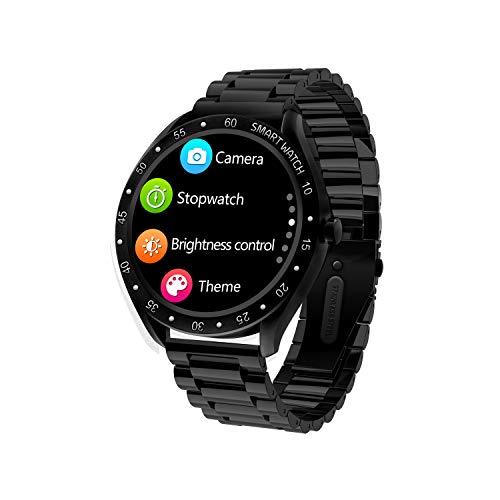 Preisvergleich Produktbild HQHOME Klassisch Fitness Armband,  Smartwatch Wasserdicht IP68,  Voller Touchscreen Farbbildschirm Aktivitätstracker Pulsuhren Pulsmesser Schrittzähler Uhr Smart Watch Fitness Uhr