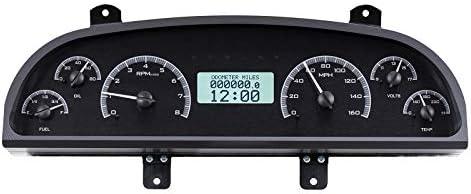 100% Luxury quality warranty Dakota Digital VHX-94C-CAP-K-W Compatible Chevy 1994-96 Cap with