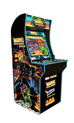 Tastemakers 7744 Marvel Superheroes - Borne de Juegos de Arcade