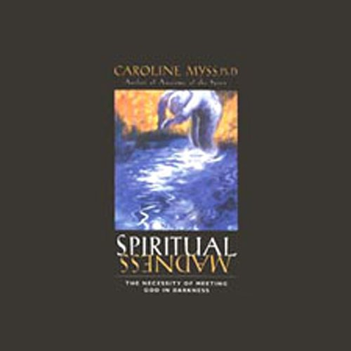 Spiritual Madness audiobook cover art