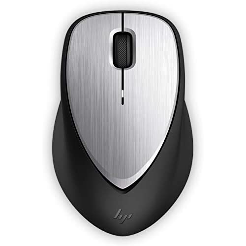 HP Envy 500 Mouse Wireless Ricaricabile, Argento