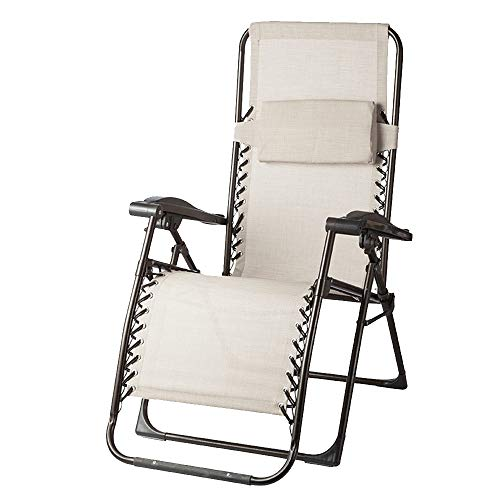 FUFU Sillas de salón para patio, silla plegable para el almuerzo, silla de oficina, balcón, hogar, salón, 53 x 54 x 80 cm, duradera