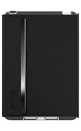 tech21 Folio Durable Impact Resistant Case Cover with Built-In Stand and FlexShock Technology for Apple iPad Mini 1/2/3 Generation - Black Bird