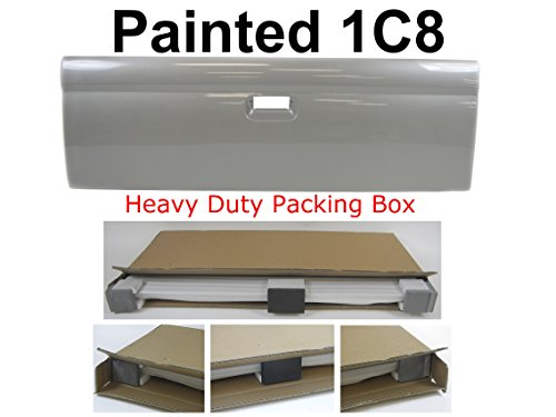 Tailgate Painted 1C8 Lunar Mist Metallic TO1900106 FOR 1995-2004 TOYOTA TACOMA STANDARD BED