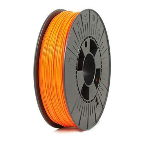 ICE Filaments PLA filament, 1.75mm, 0.75 kg, Orange (Obstinate Orange)