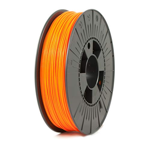 ICE Filaments ICEFIL1ABS085 ABS filamento, 1.75mm, 0.75 kg, Obstinate Orange