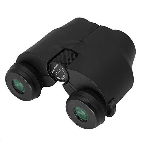 10x25 Fernglas Hochauflösende Ferngläser Konzertvisualisierung Handgepäck für Erwachsene Reise-Teleskop für Erwachsene Verschleißfest und robust