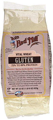 Bob's Red Mill Gluten Flour, 22-Ounce Package