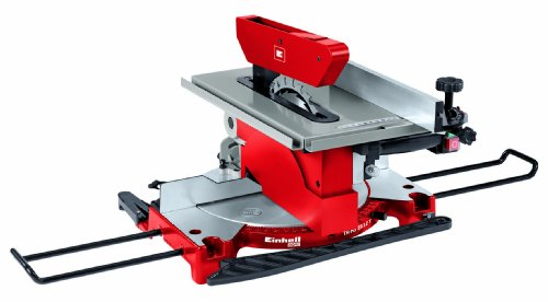 Einhell - TH-MS 2112 T - Ingletadora de doble corte, 1200 W,