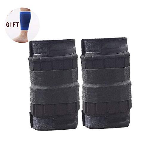 LieYuSport - Fußgelenkmanschetten für Krafttraining, Größe A pair 5kg