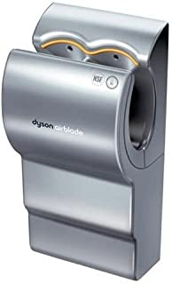 Silver Automatic Hand Dryer 120V
