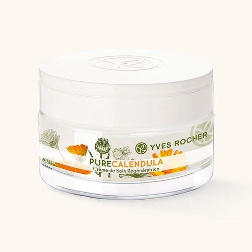 Yves Rocher - Regenerierende Creme Tag & Nacht :Regeneriert die Haut und pflegt sie geschmeidig zart
