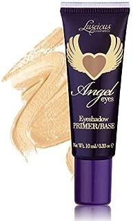 Angel Eyes Eyeshadow Primer by Luscious Cosmetics | Eye Primer & Concealer Primer | Vegan and Cruelty Free | 0.33 fl oz / 10ml
