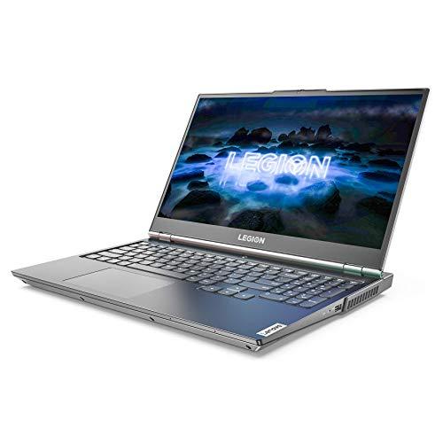 Lenovo Legion 7i Laptop 39,6 cm (15,6 Zoll, 1920x1080, Full HD, WideView, 240Hz entspiegelt) Gaming Notebook (Intel Core i7-10750H, 16GB RAM, 1TB SSD, NVIDIA GeForce RTX 2070 SUPER, Win10 Home) grau