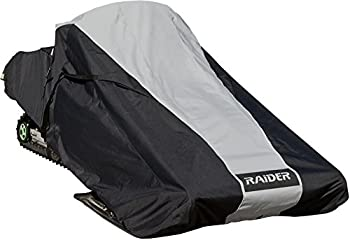 Raider 02-7742 DT-Series Premium Medium Heavy-Duty Snowmobile Storage Cover