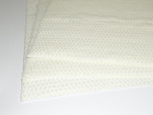 Filter F5 M5 Dicke ca. 1mm dick ca. 0,7 x 1 hauchdünnes Filtermaterial zum Zuscheiden Nähen auch als Vorfilter für andere Filterklassen Ersatzfilter Staubfilter Feinfilter Pollenfilter Luftfilter für Lüftungssysteme