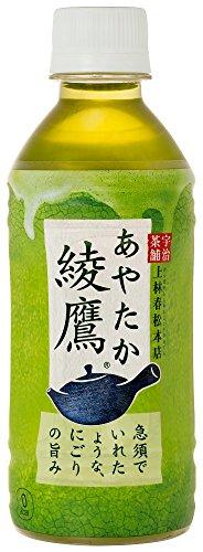 スマートマットライト コカ・コーラ 綾鷹 お茶 ペットボトル 300ml×24本