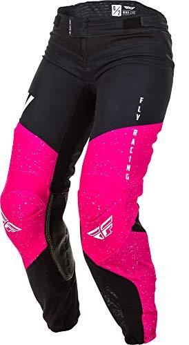 Fly Racing 2020 Women's Lite Pants (11/12) (Neon Pink/Black)