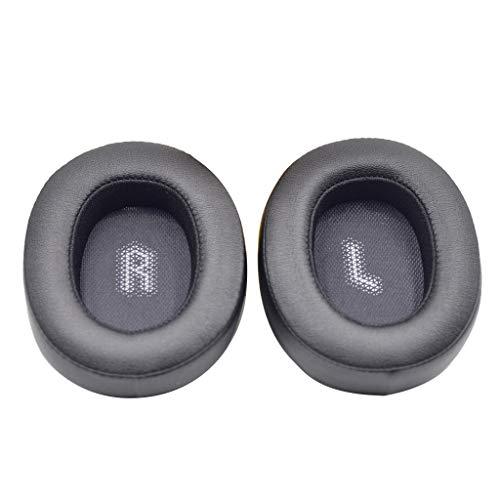 Geneic 1 par de almohadillas de repuesto para auriculares inalámbricos Bluetooth J-B-L E55BT