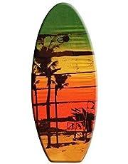 Lively Moments Bodyboard/golfruiter/surfplank Caribic Sun 100 cm