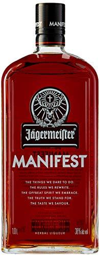Jagermeister Manifest - Licor, 1000 ml